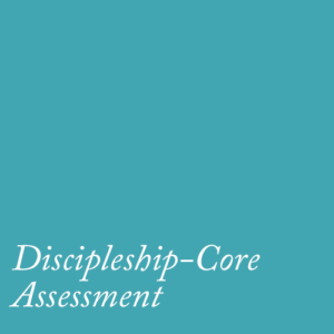 discipleship-core-assessment