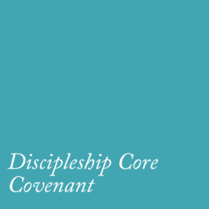 discipleship-core-covenant