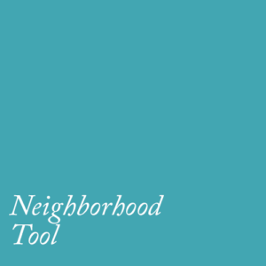 neighborhood-tool